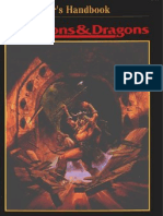 AD&D 2nd Edition - Core Rulebook - Player's Handbook