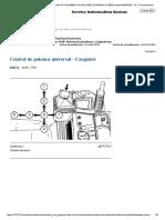 CONTROLES DE PALANCA UNIVERSALES-RETROEXCAVADORAS