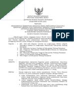Instruksi Bupati No. 12_2020 Tentang Penghentian Sementara Pesta Perkawinan, Hiburan Dan Panggung Terbuka