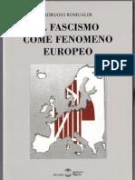 Il Fascismo Come Fenomeno Europeo_text