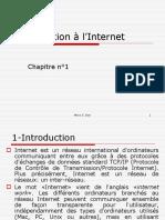 1-Introduction à l'Internet