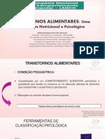 TRANSTORNO ALIMENTAR - ap