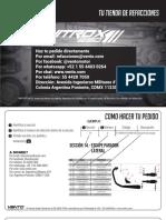 NITROX-250-parts-booklet