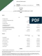 TIDE Jahresabschluss - Zum Geschaeftsjahr 2009 (01.01.-31.12.)