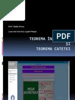 prezentare_aplicatie_teorema_inaltimii_si_teorema_catetei