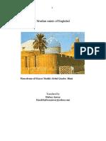 Muslim Saints of the Baghdad