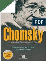 Chomsky e a reinvenção da Linguística