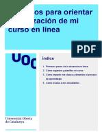 UOC_Recursos para orientar la realización de mi curso en línea