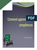 Comment Apprendre Par Competences- L Poletti- 2011