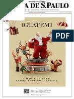 Folha de São Paulo 20-12-2020 cultura e pandemia