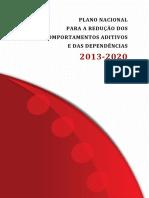 Plano Nacional Dos Comportamentos Aditivos 2013-2020
