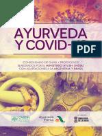 Ayurveda y Covid19 Argentina Final