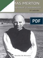 Toas Merton - Dirección Espiritual y meditación