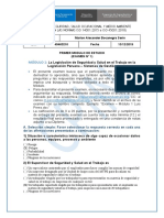 SSOMA Examen - Módulo 1 - Resuelto
