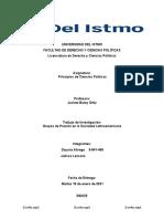 Grupos de Presión en Latinoamérica