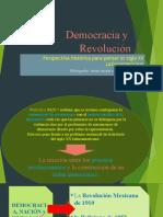 Democracia y  Revoluciónpwp