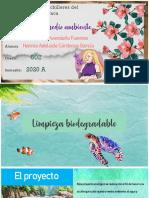 Ecología Poyecto Final _Hannia