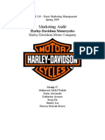 Harley-Davidson-Marketing-Audit
