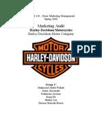 Harley-Davidson-Marketing-Audit