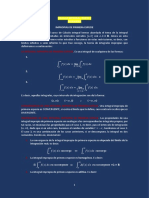 Cálculo Integral II