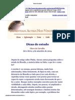 Kupdf.net Dicas de Estudo Olavo de Carvalho