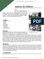 Sociedade Brasileira de Eubiose