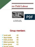child labourfinal ppt