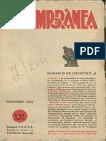 Contemporánea (Valencia). 11-1934, n.º 23