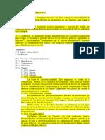 Temario Derecho Amdinistrativo