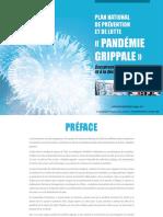 Plan Pandemie Grippale 2011