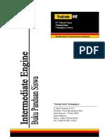 Intermediate Engine Caterpillar