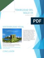tipos de sostenibilidad en arquitectura