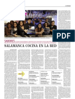 La Posada Gastrobloguers, 19/02/2011