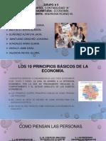 Los 10 Principios de La Economìa y El Agente Economico (1 Exposiciòn )