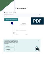 M15 Diagnostic Automobile | Allumage | Moteur diesel