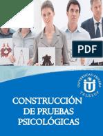 Libro Telesup Diagramado de Construccion de Pruebas Psicologicas