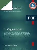 2. LA ORGANIZACION