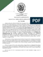 Repartición de Dividendos-Utilidades Líquidas y Recaudadas (Pernod Ricard Venezuela, C.a. c. CADIVI)