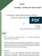 Creating_high_Performance Mr. Pathak GACL