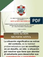 1.-Elaboracion de Una Situacion Significativa