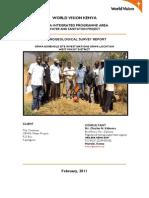 Orwa Borehole Geotech Draft