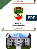 VI Defensa Nacional