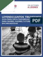 Proyecto Escuela para Padres y Madres  De Lectores a Líderes ( Revisado) v2