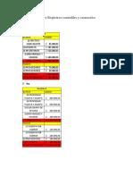 Taller Registros contables y causación
