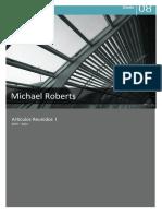 Michael Roberts I - 2010 - 2012