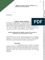 PETIÇÃO-MODELO 1008088-93.2015.8.26.0451