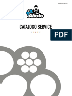 Alioto Group Srl catalogo service