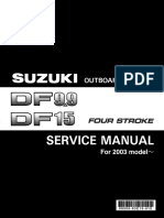 Suzuki DF9,9 & DF15