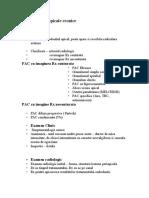 Parodontitele apicale cronice