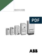 VSDS Manual-ABB